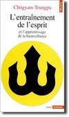 livre_chogyam_trungpa_entrainement_de_l_esprit