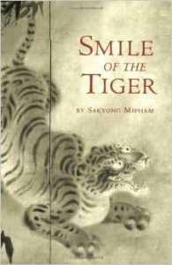 livre_sakyong_Smile of the Tiger